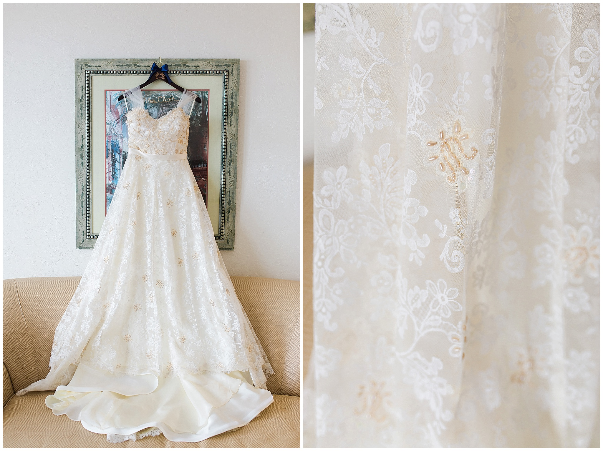 heirloom wedding dress- kimberly smith photography- south florida wedding photographer