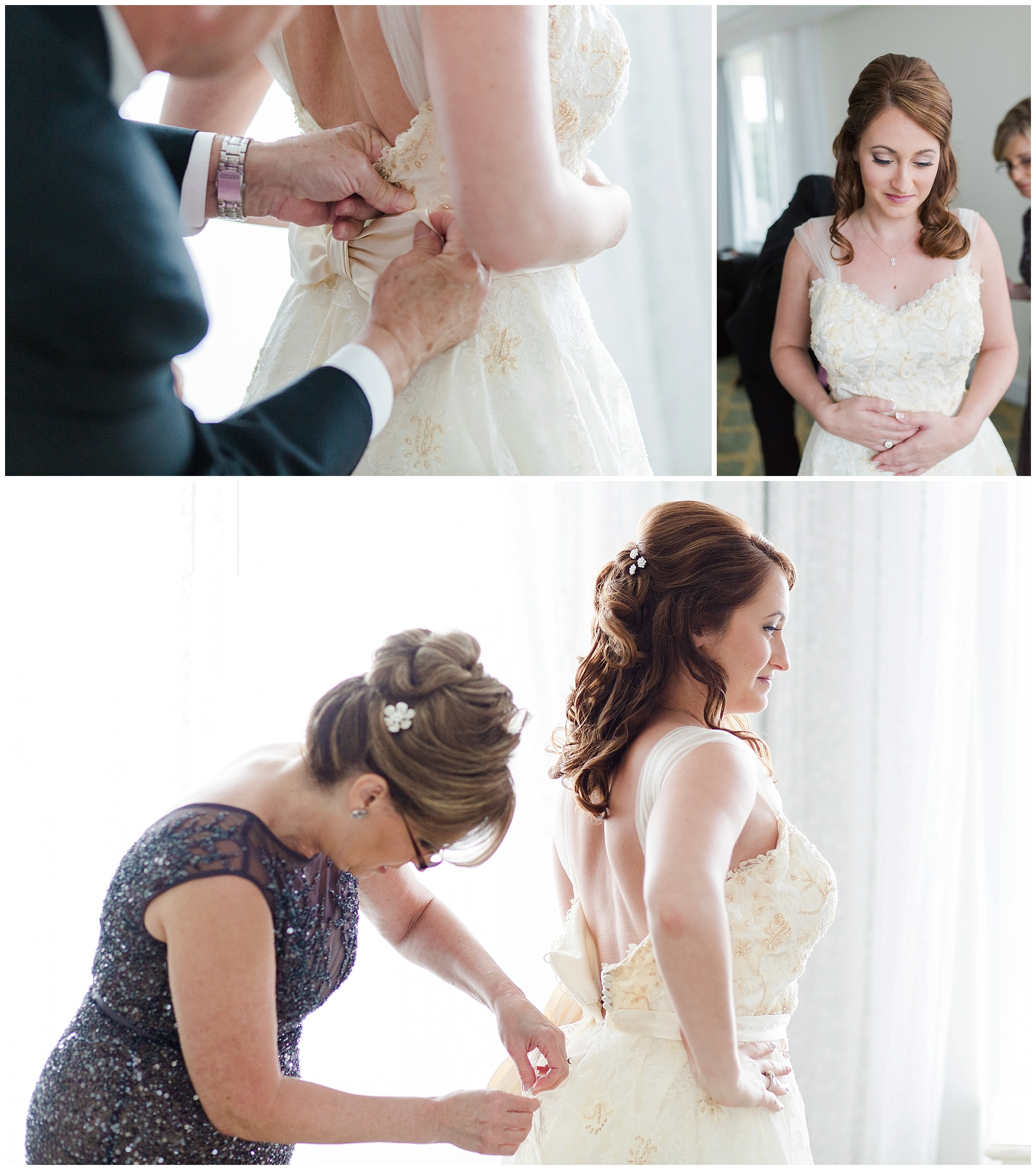 getting ready- florida bride- kimberly smith photography