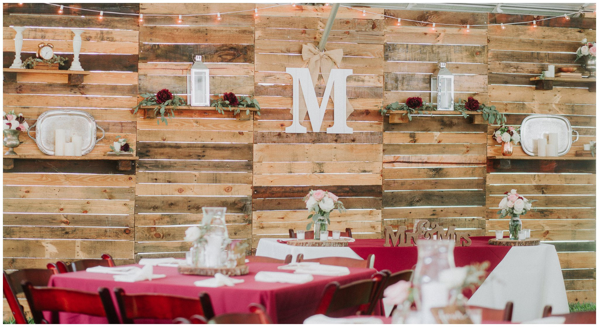 Breathtaking decor by Too Southern Girls