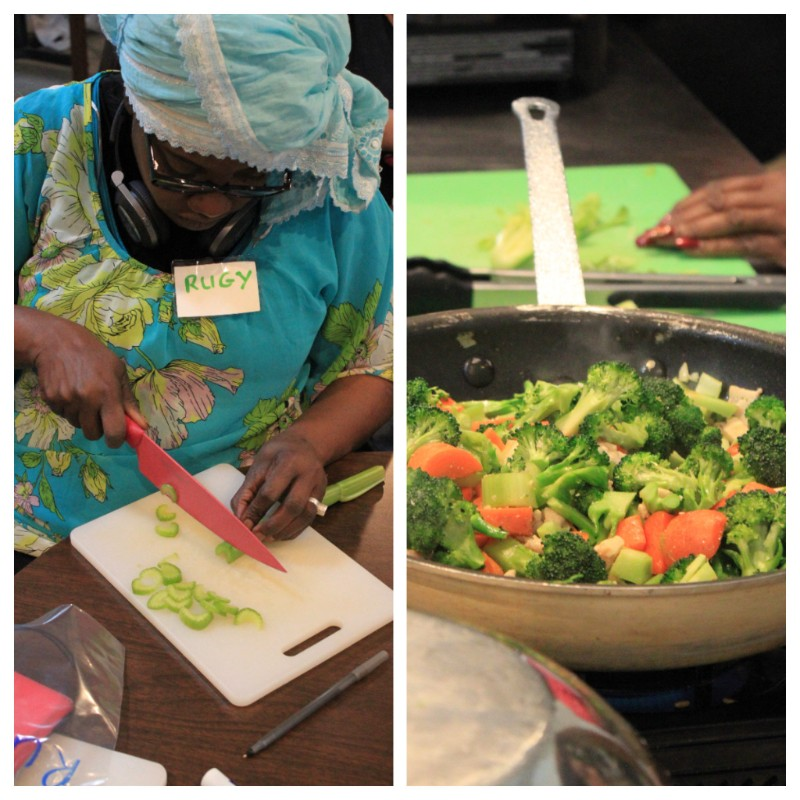 - Meet Rugy: a freelance Interpreter, AmeriCorps VISTA Member, and Cooking Matters participant