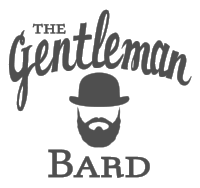 Gentleman Bard Logo black hollow.png
