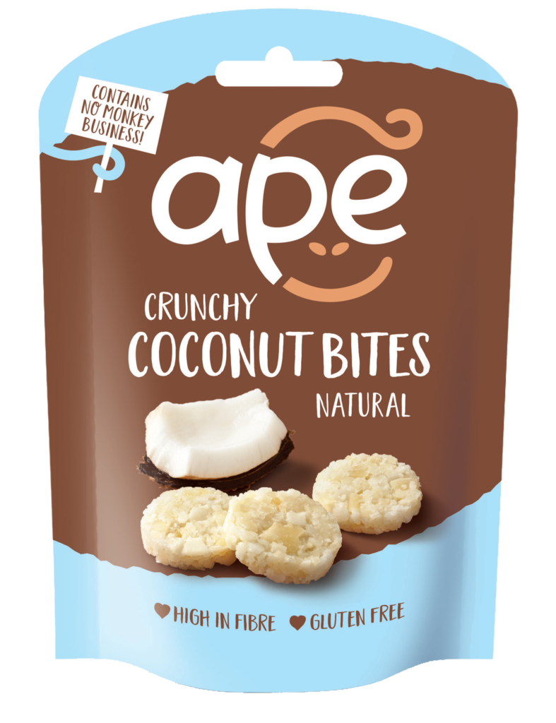 Ape Snacks - Major munchies alert! Unlike many other coconut snacks, the coconut bits remain really crunchy, I especially like them not being too sweet, just the right amount of saltiness while retaining the pure coconut blissful taste. Get your hands on them here