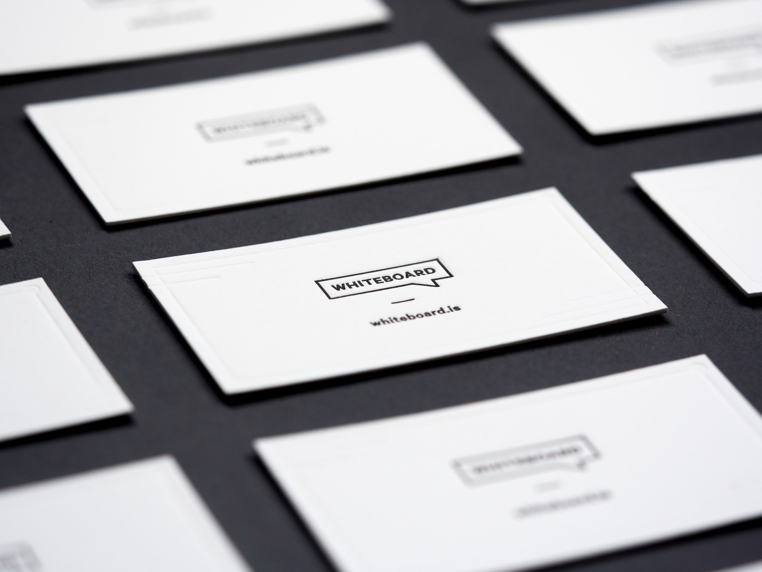 Whiteboard Calling Cards |    View Project