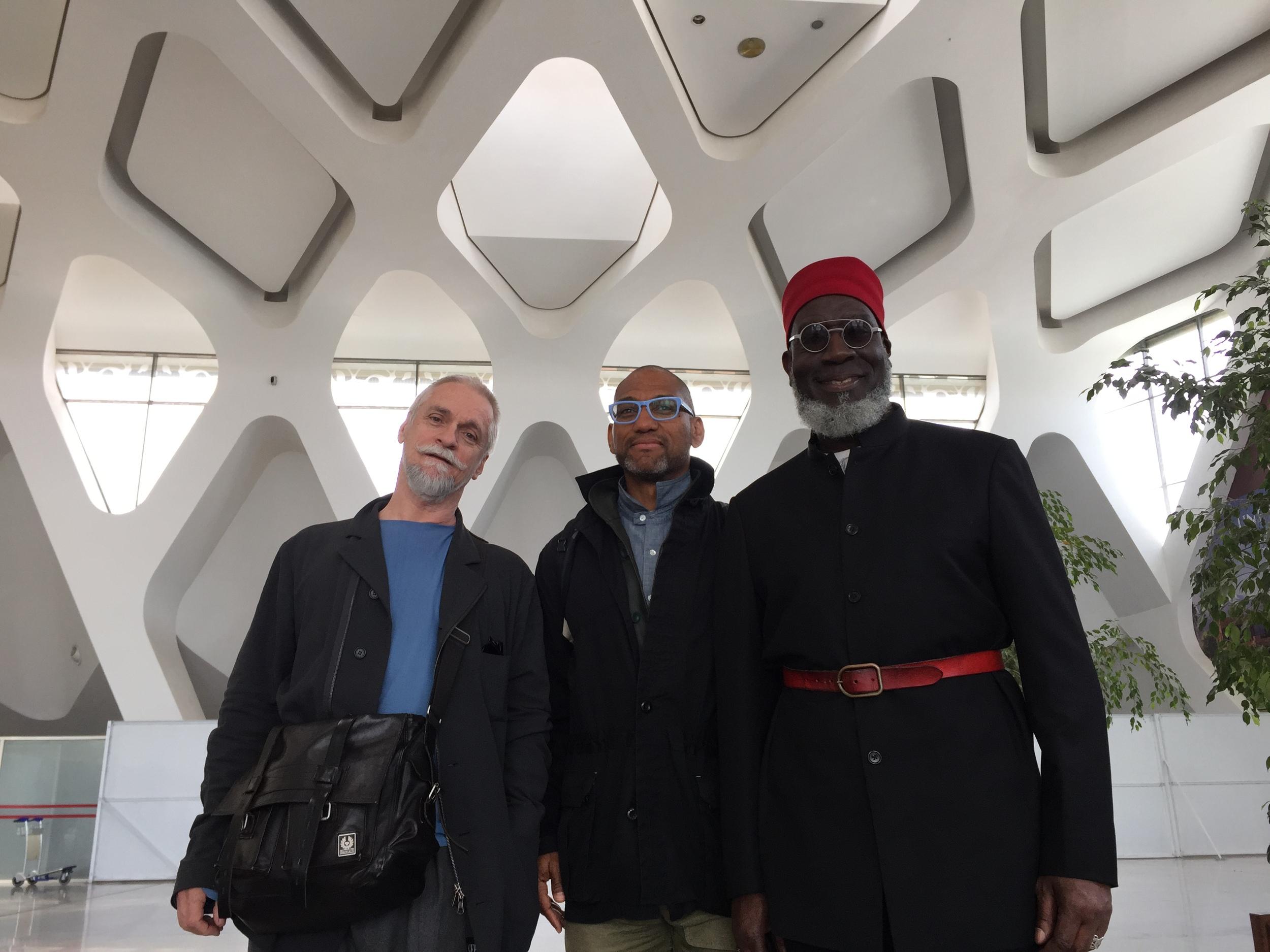 Wolfgang, King Britt and Jamaladeen Tacuma