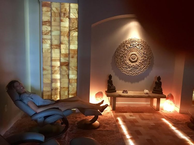 First Class Salt Therapy Location In Sarasota Salt Of The Earth Siesta Key Tourism Concierge