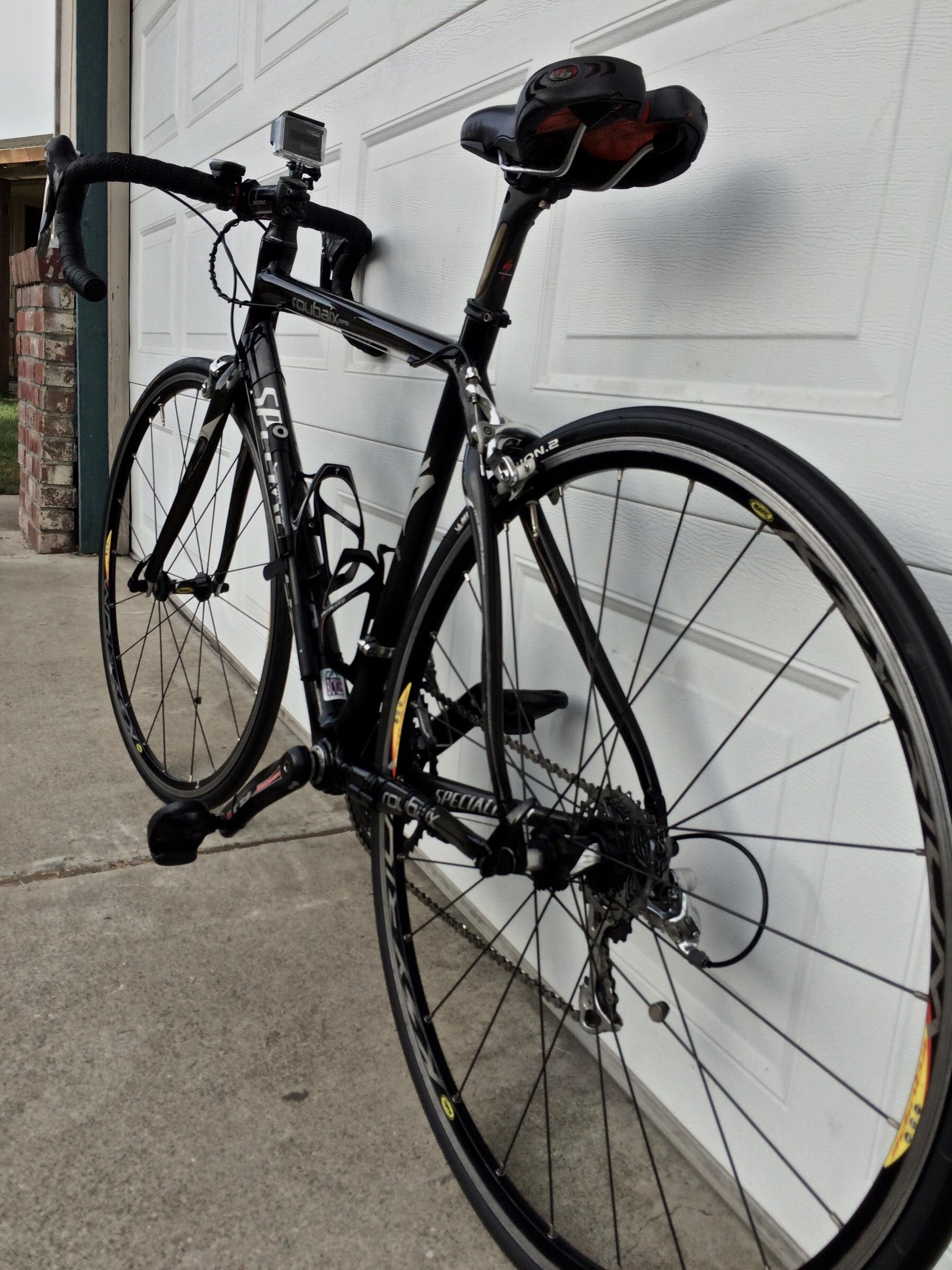 My 2004 Specialized Roubaix