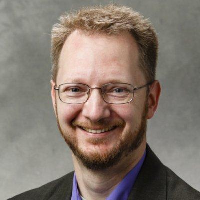 Eric M. Larson, photo courtesy of University of St. Thomas
