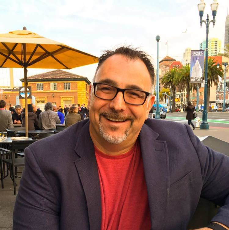 Visit Stockton CEO, Wes Rhea