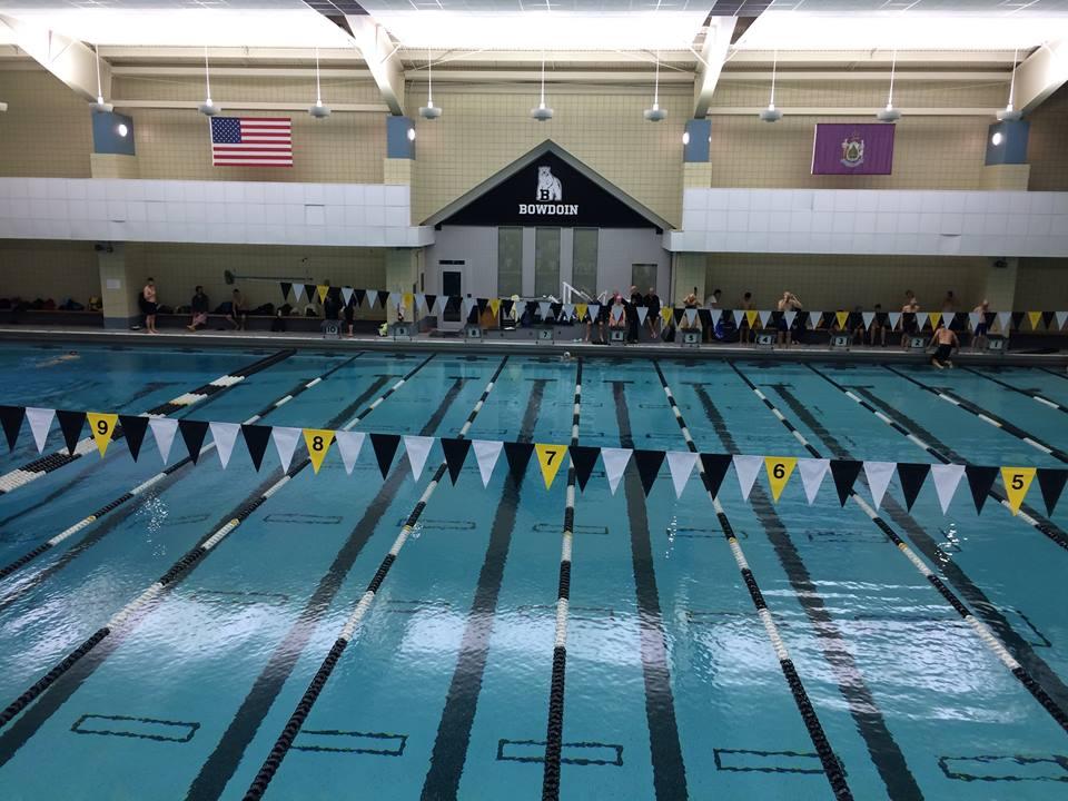 The beautiful Bowdoin pool