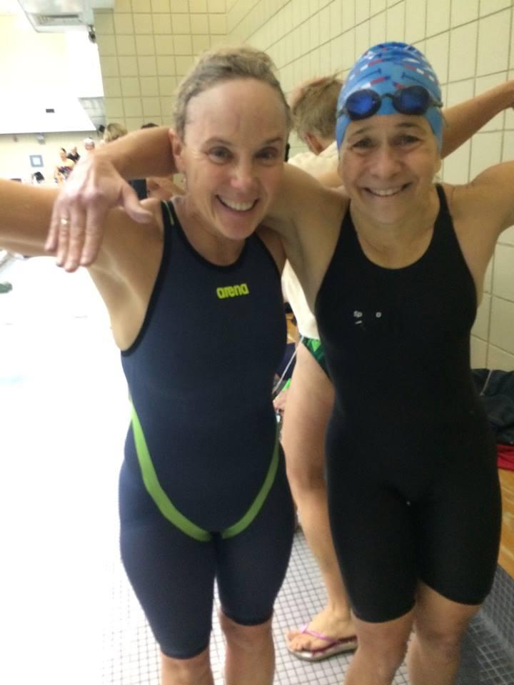 Sue Jensen and Anne Uecker