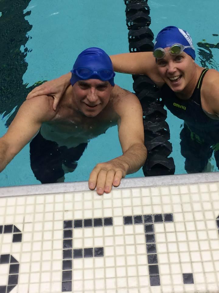 Fred Schlicher and Sue Jensen