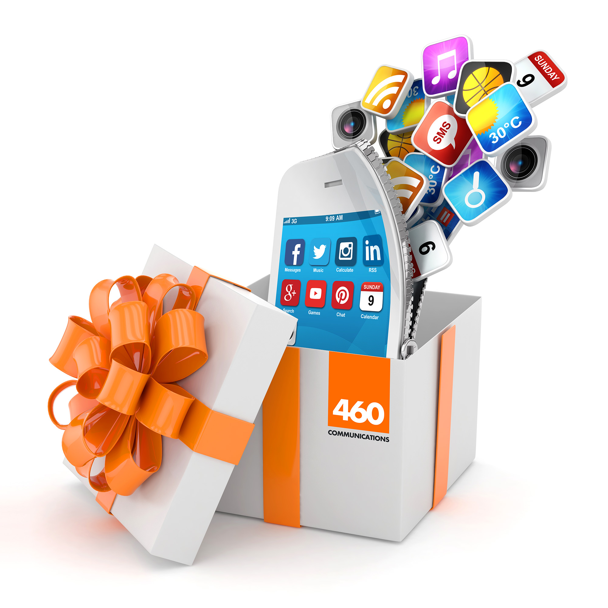 Gift of Social Media