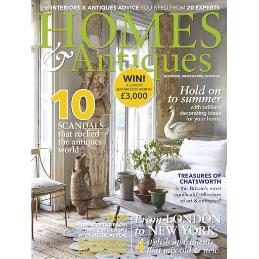 Antiques and Home Magazine September 2017 featuring Katie Larmour Design  copy.jpg
