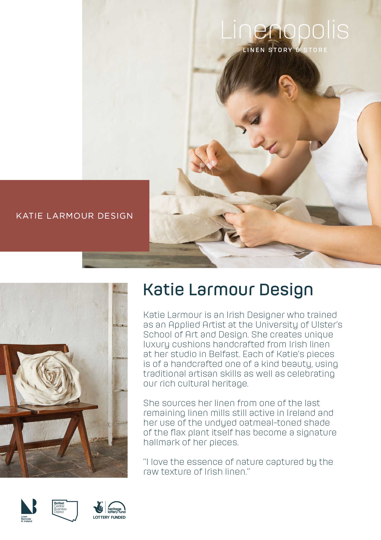 Linenopolis Maker Exhibition Irish Linen Belfast Designer Katie Larmour.jpg