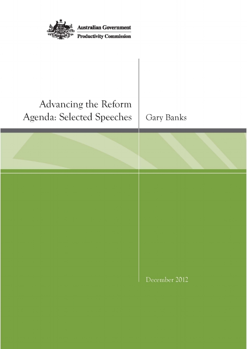 Advancing the Reform Agenda_ Selected Speeches cover page.jpg