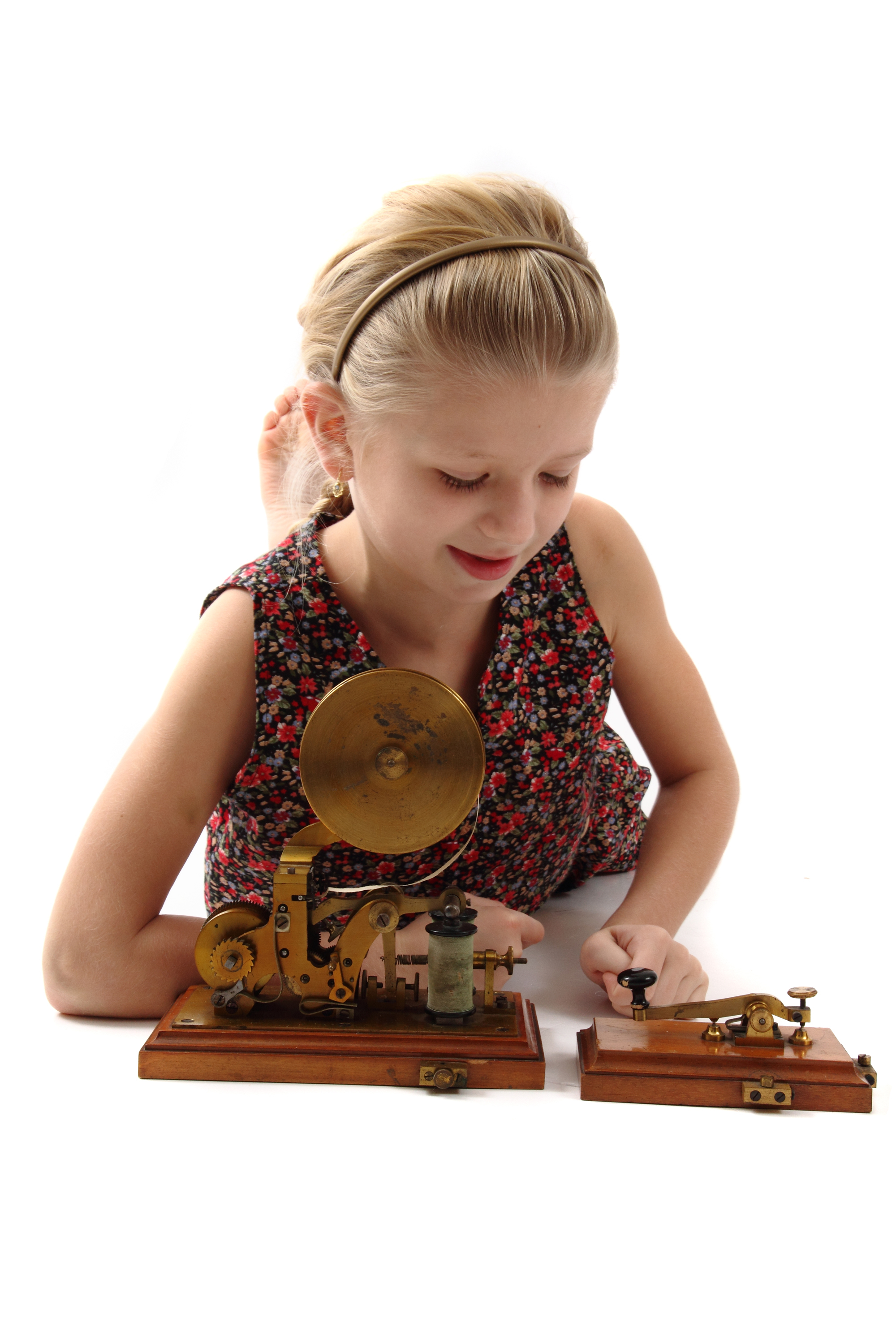 The Youngest ham radio operator was reported to be a girl, 5 1/2 year old in 1991. Reports of the youngest extra class license holder was a boy who was Eight. ..........when an extra had to master code at 20 wpm.