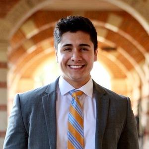 Rudy GallegosUCLA - EconomicsHometown: Los Angeles, CA