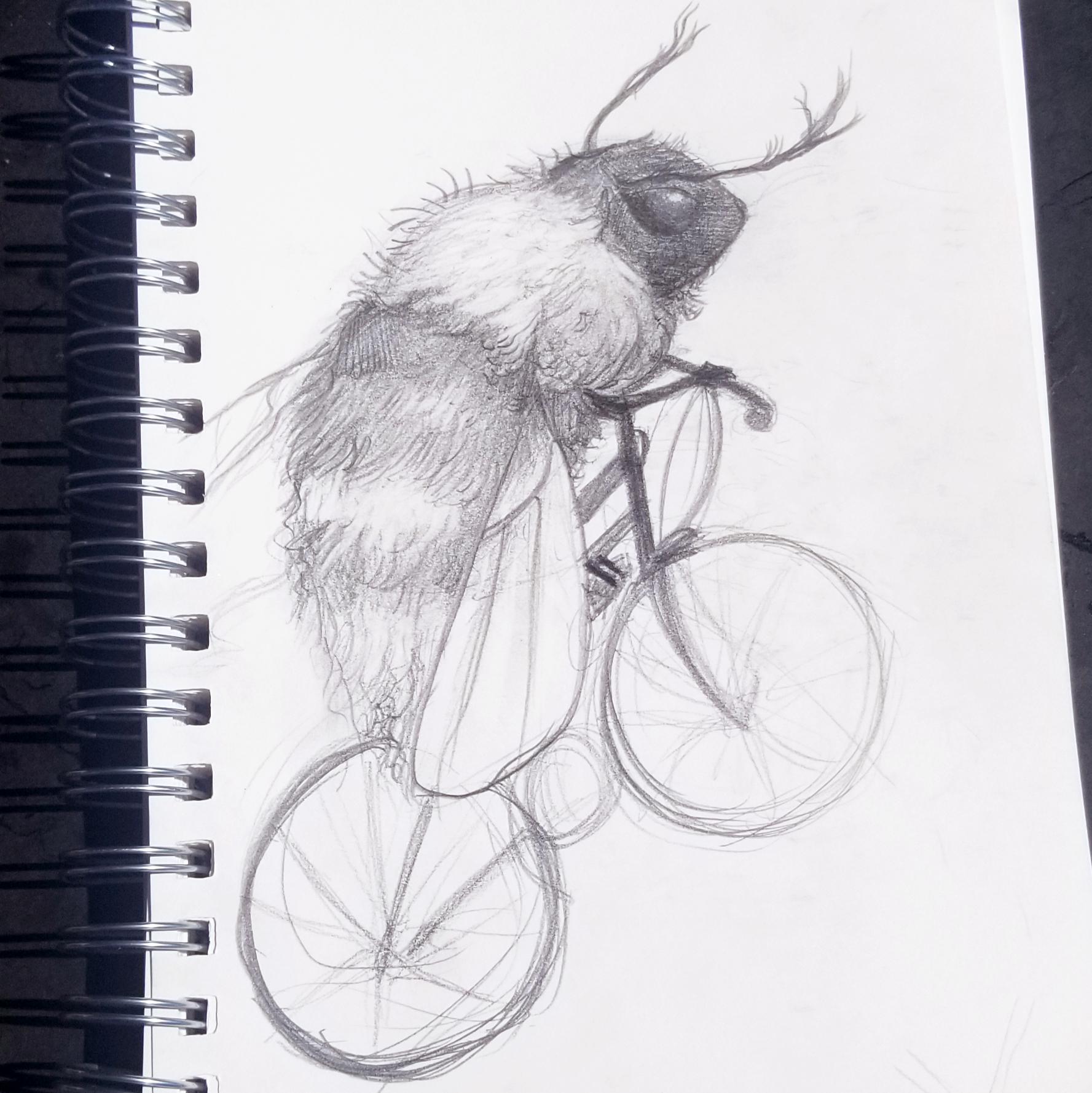 Bumblebee Bicycle
