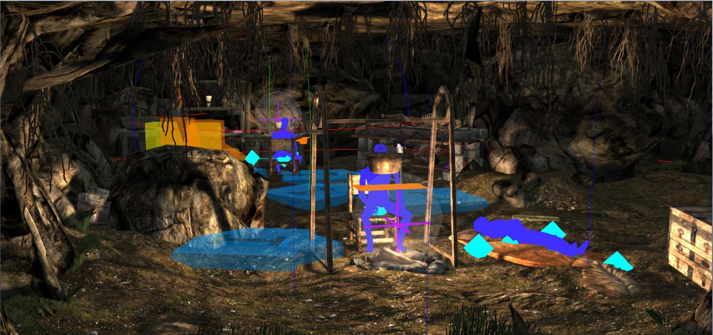 Skyrim - Abandoned Mine