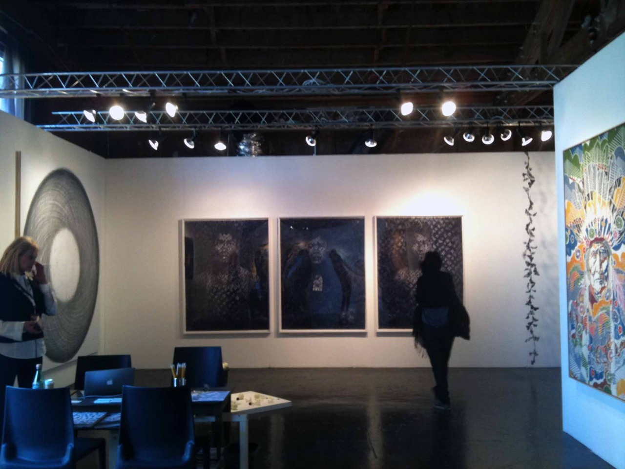 Booth A-100 at PULSE Contemporary Art Fair, Miami   Come stop by!  - SWG