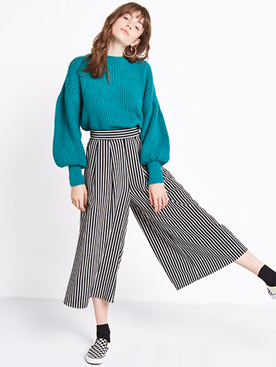 The Striped Trousers, SALE £20