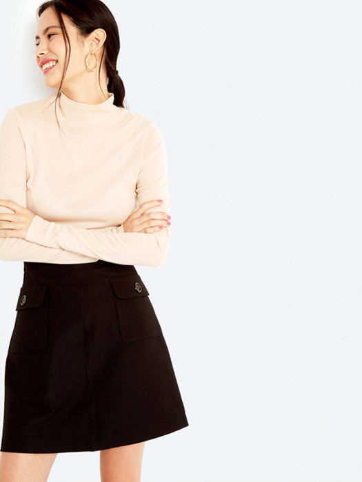 The High-Waisted Skirt, SALE: £17.50