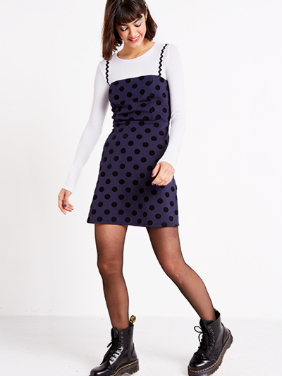 The Navy Cami Dress, SALE: £18