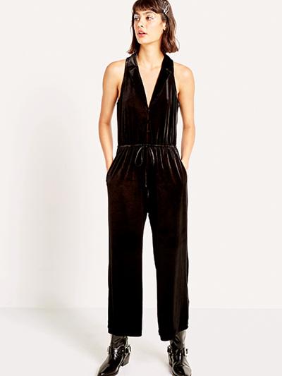 The Velvet Jumpsuit, SALE: £22