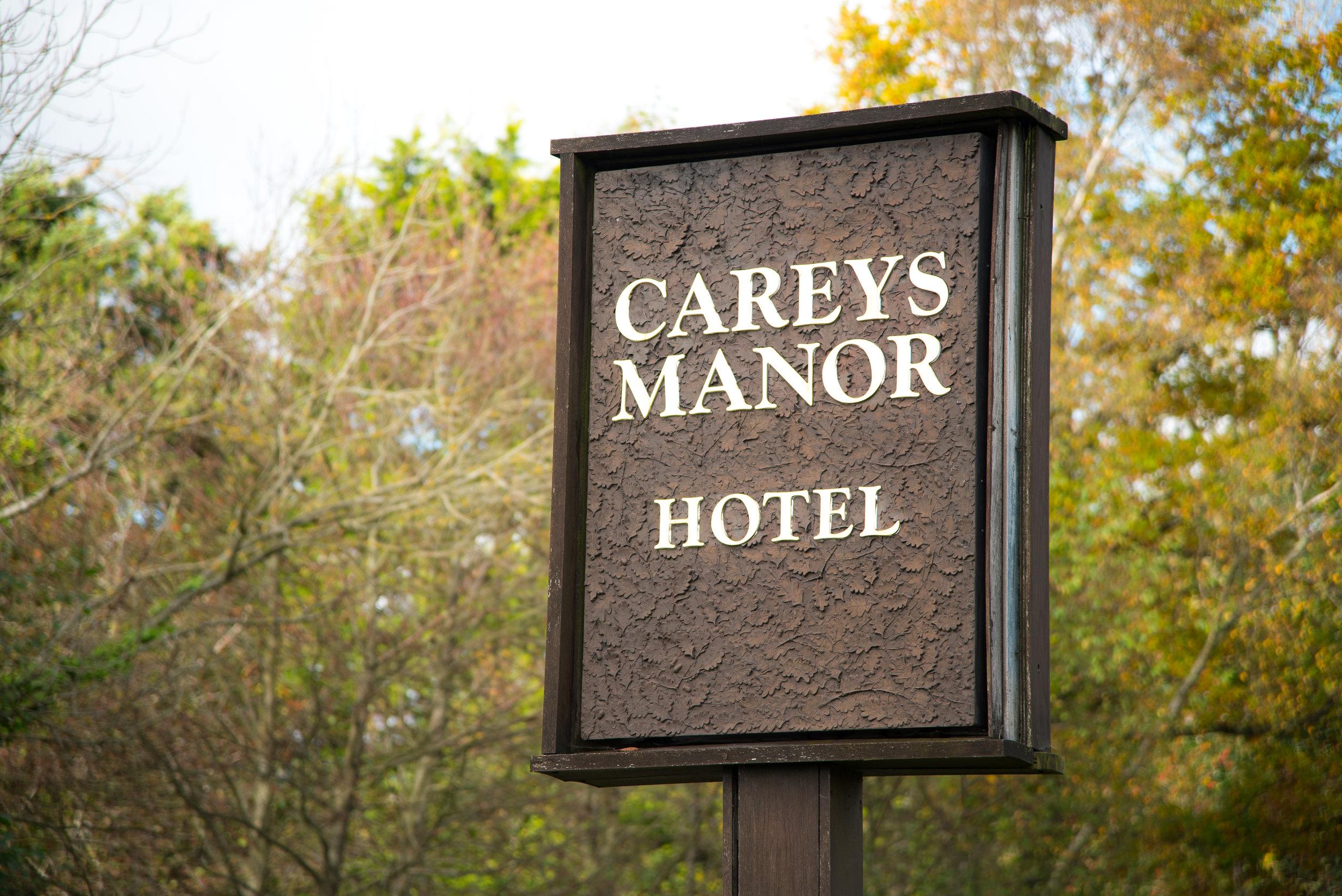 senspa at careys manor hotel