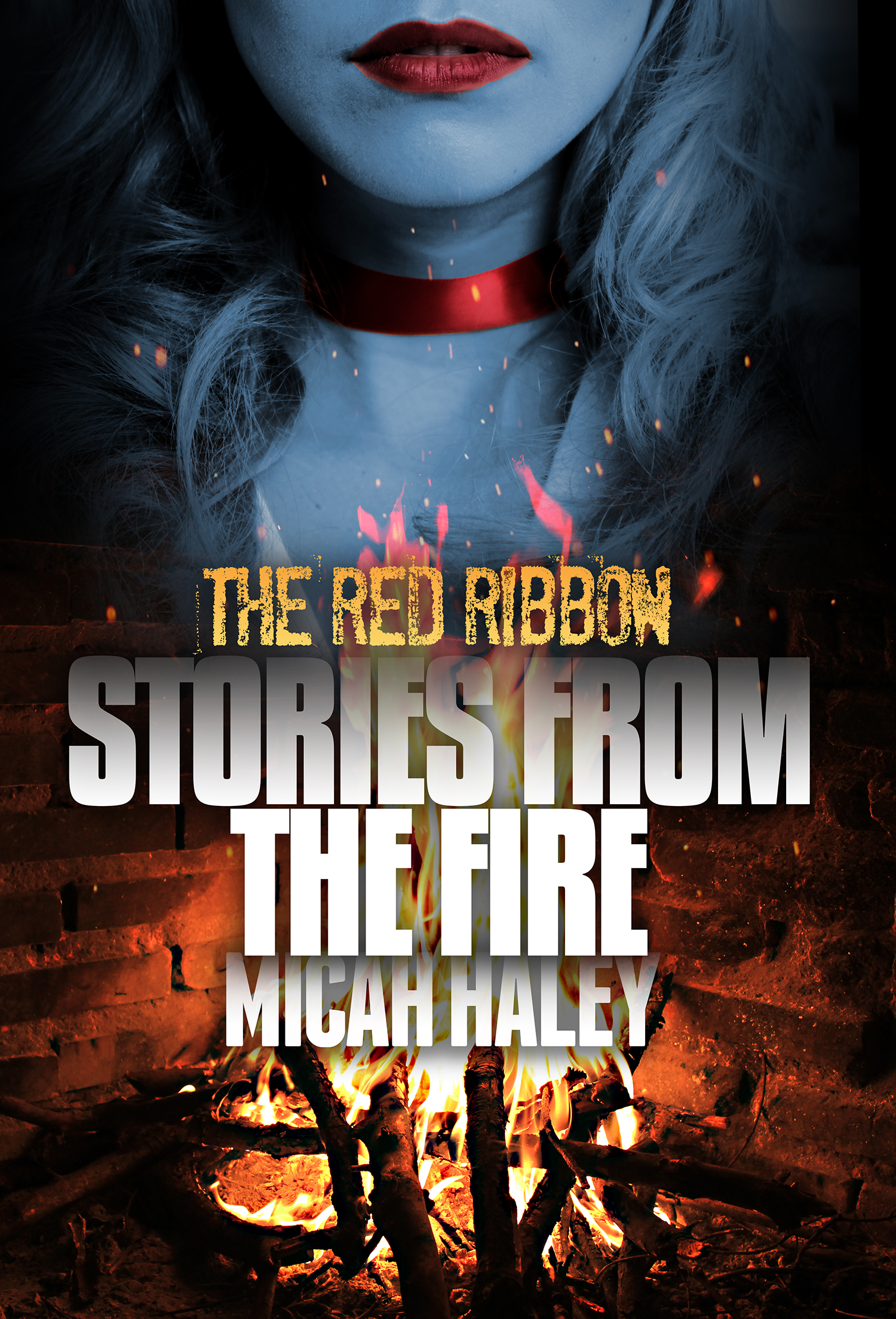 "The cover of ""The Red Ribbon"""