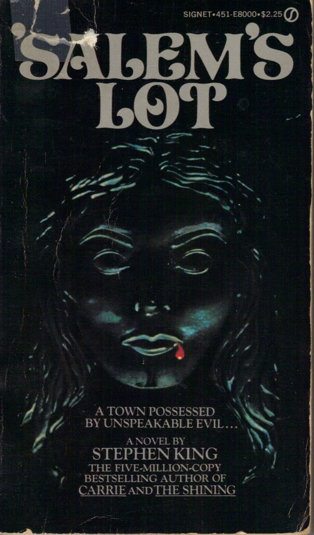 An early paperback cover.
