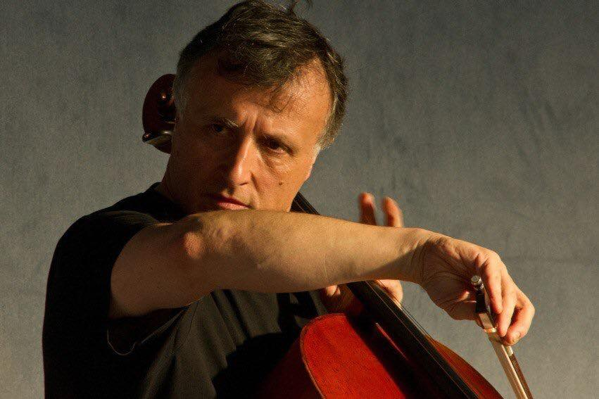 World renowned cellist Raphael Wallfisch