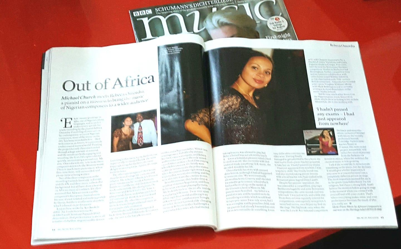 BBC Music Magazine Interview with Michael Church -