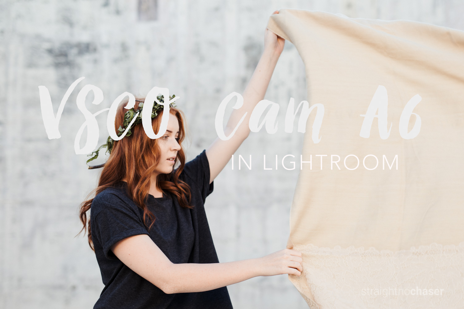 VSCO Cam Analogue/Aesthetic A6: How to create in Lightroom