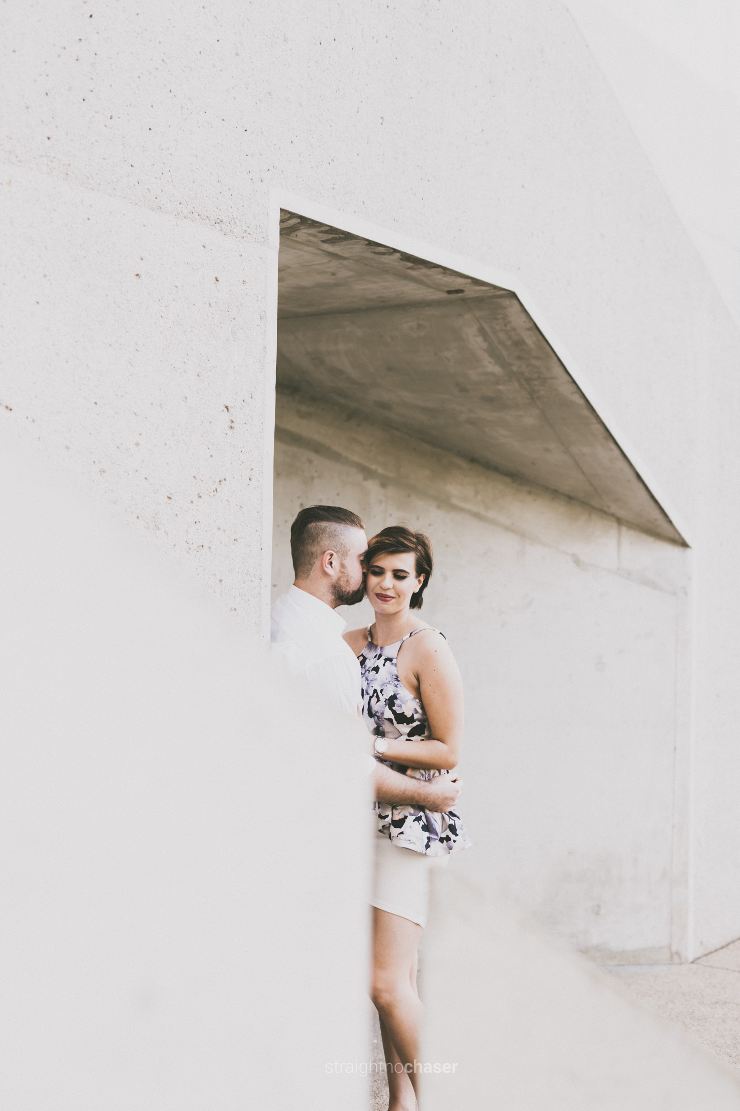 National Portrait Gallery Canberra Engagement Shoot