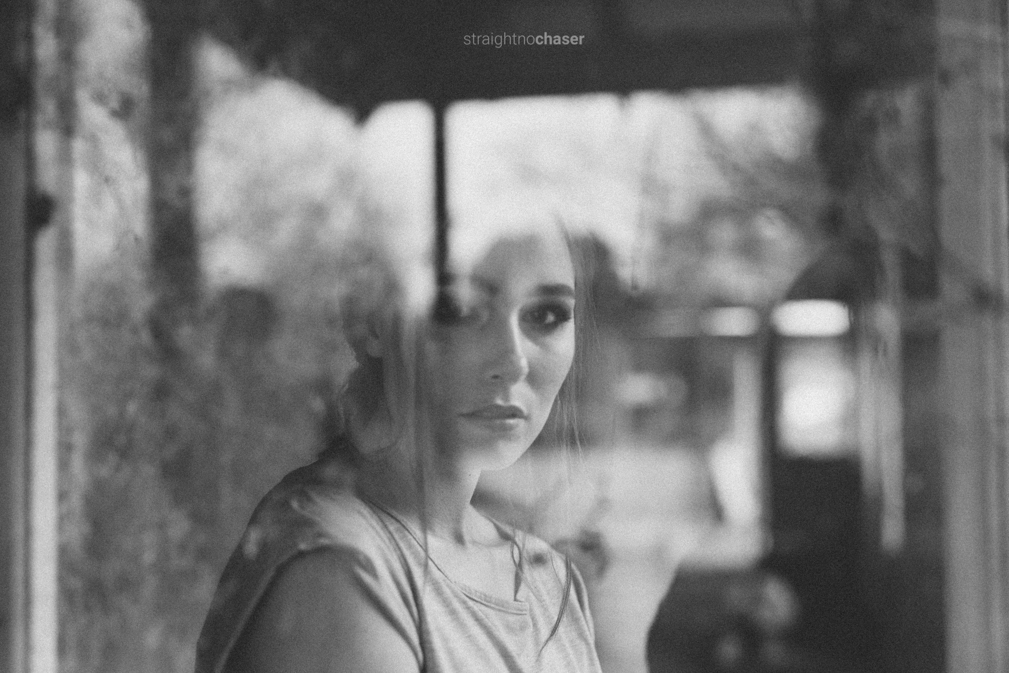 Abandoned spaces: Editorial portraits in Piallago, Canberra