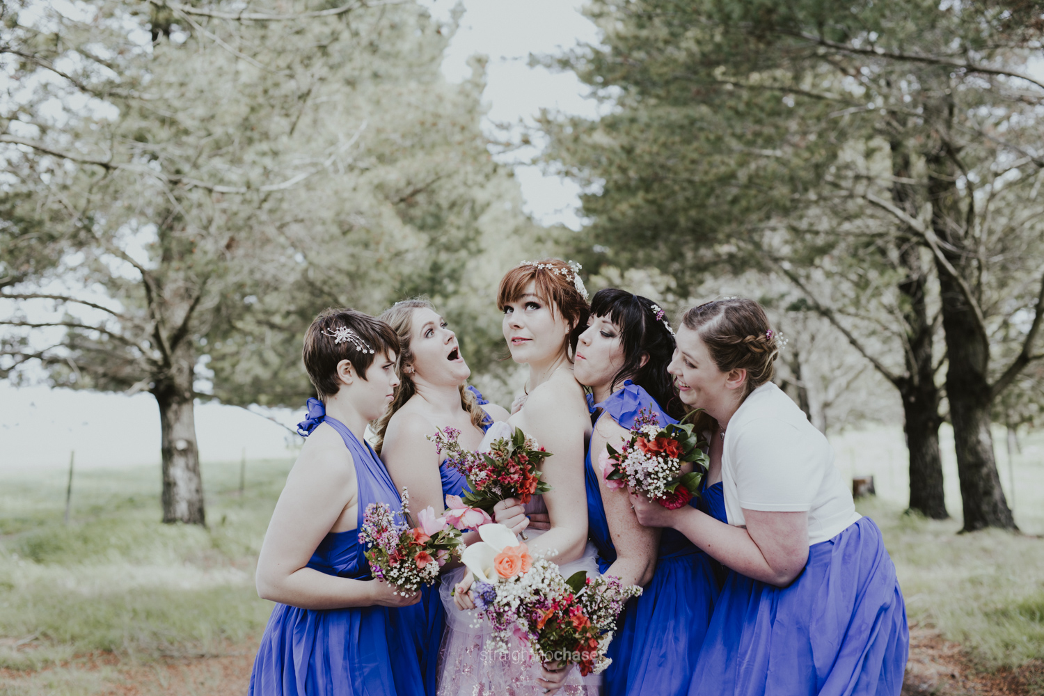 Sam and Aaron's Canberra wedding - Ginninderry Homestead.  Straight No Chaser Photography
