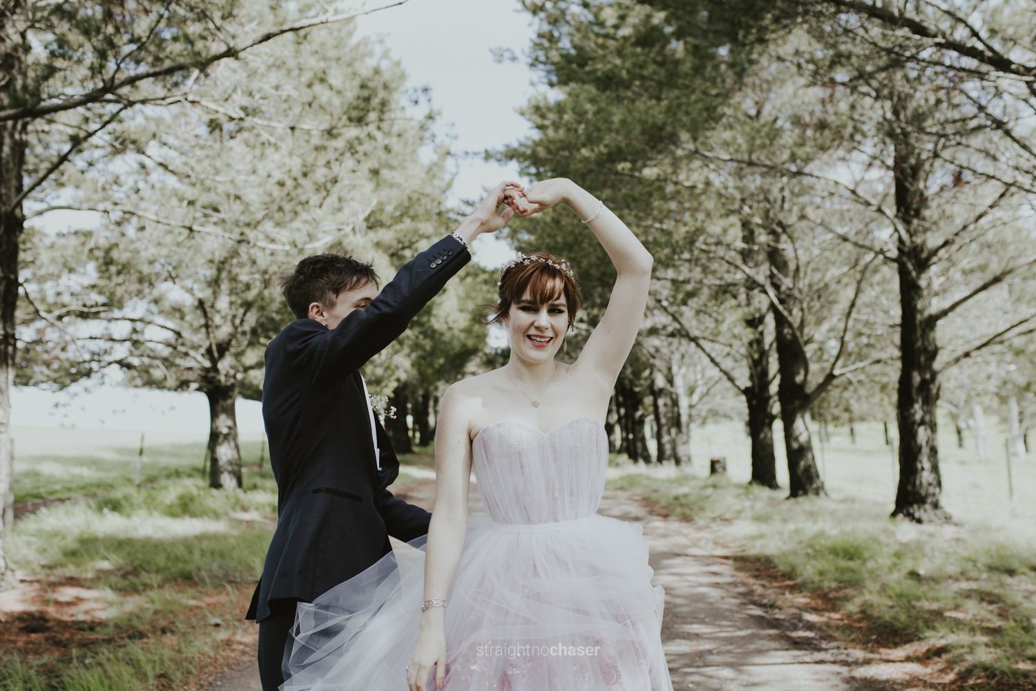 Bridal and groom portraits - Ginninderry Homestead wedding Canberra -  Straight No Chaser Photography