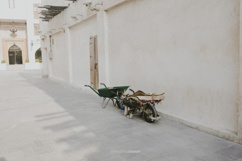 Doha, Qatar: Honeymoon Travel Photos