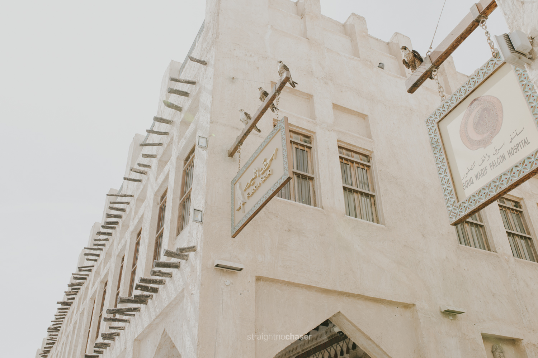 Falcon Souq Doha, Qatar: Honeymoon Travel Photos