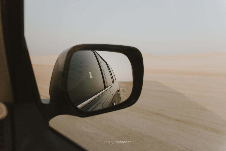 Dunes: Doha, Qatar travel photos