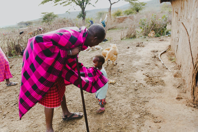 Masai tribe- Masai Mara