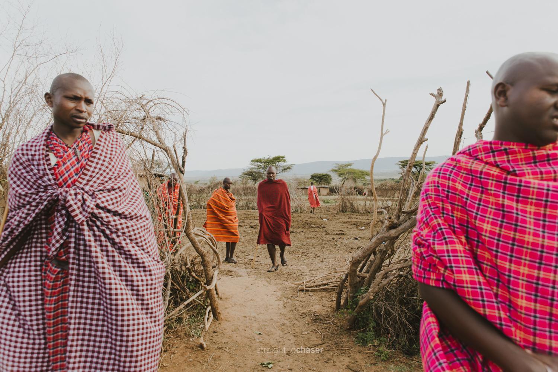 Masai tribe- Masai Mara Kenya