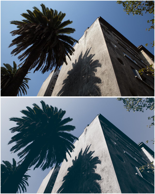 RAW (top), VM (bottom)
