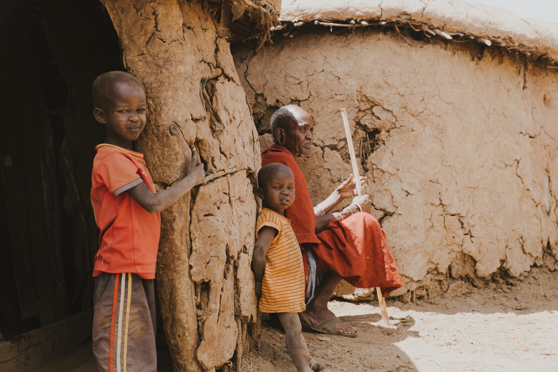 Kenya safari diary: Masai Villagers in Amboseli National ParkKenya safari diary: Masai Villagers in Amboseli National Park