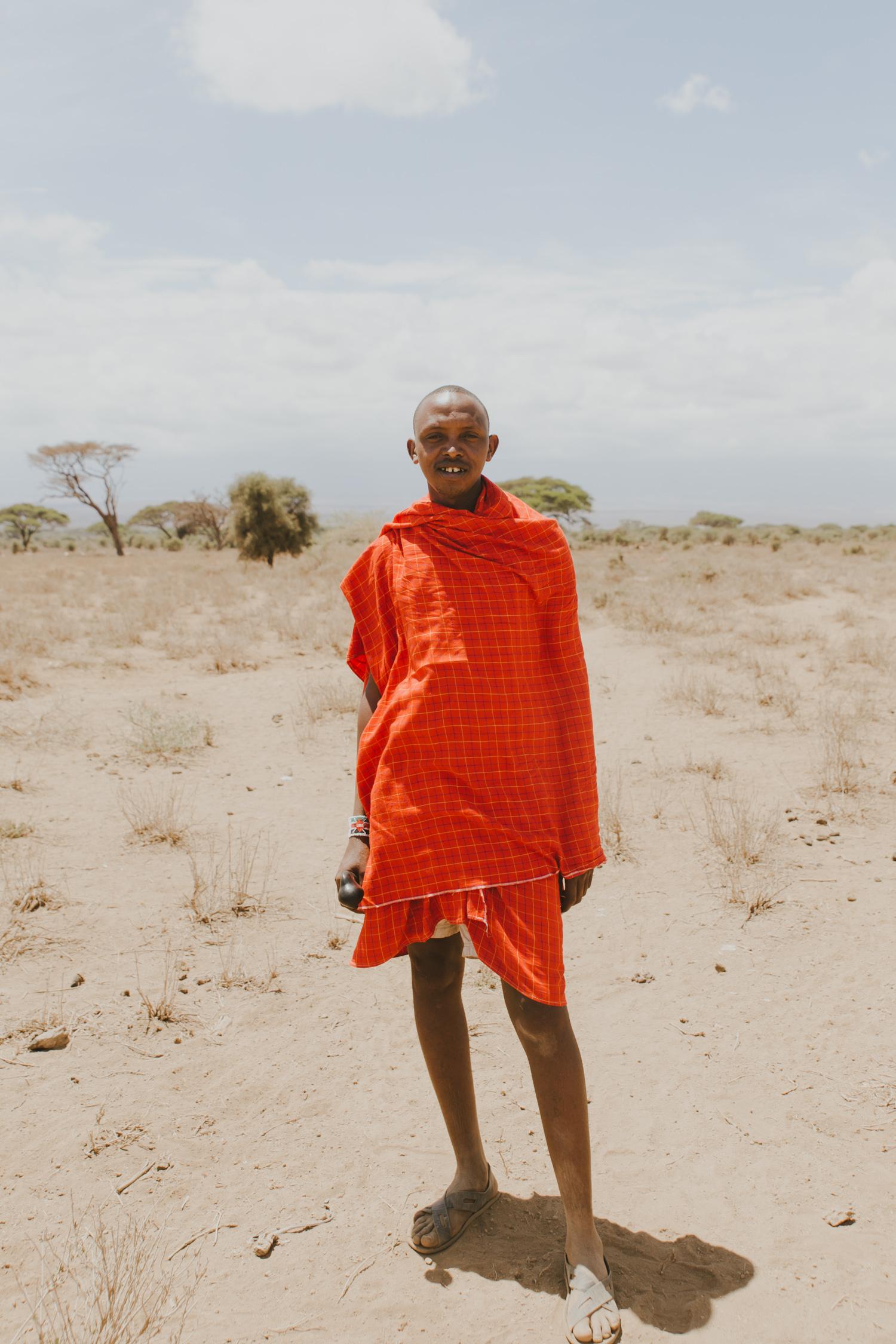 Safari Diary: Amboseli National Park
