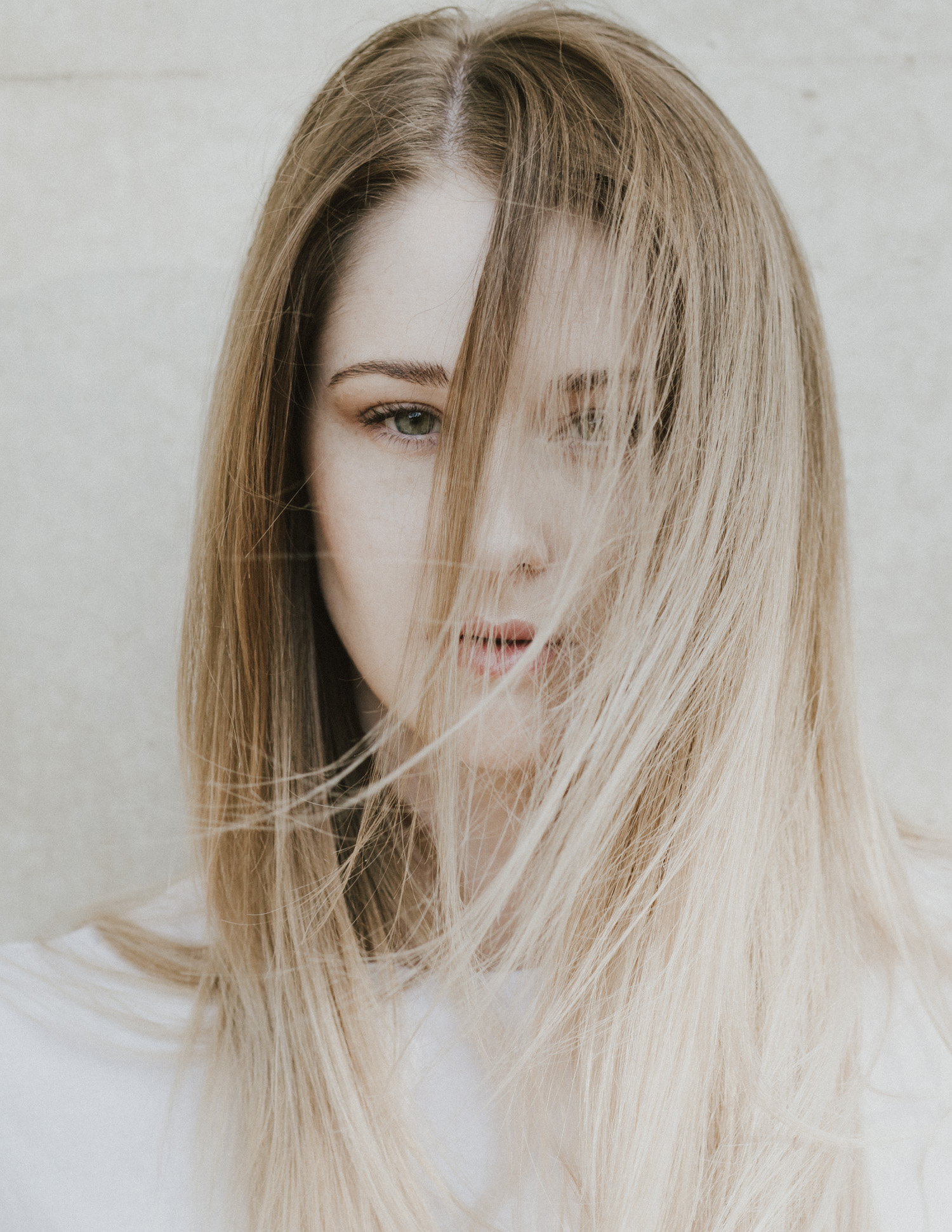 ANU portraits minimalist
