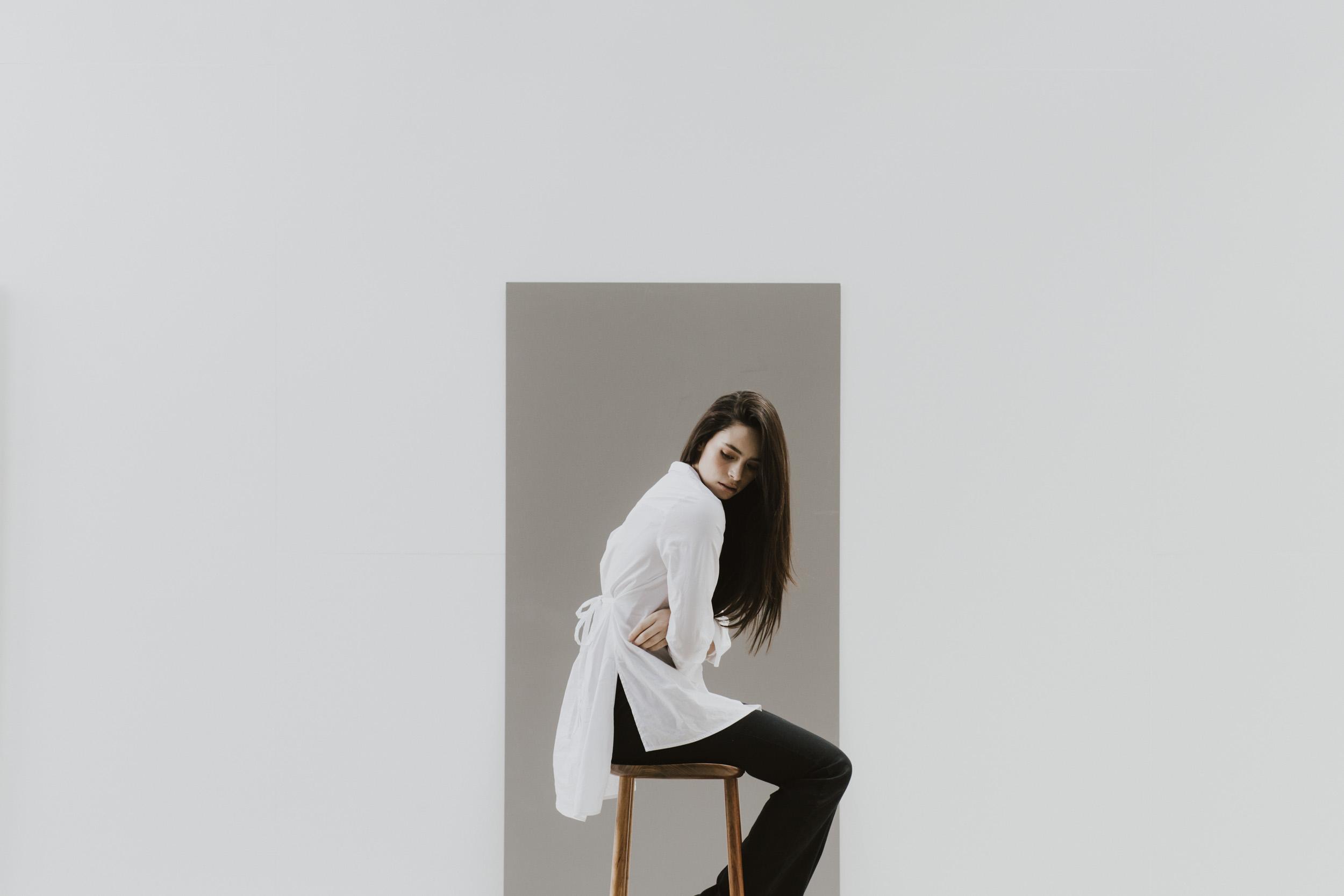 Furniture design minimalist editorial by Jenny Wu