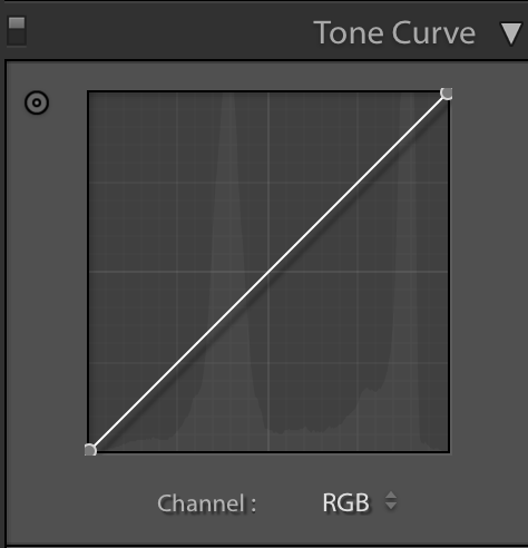Flatten tone curve in A6- to further reduce contrast