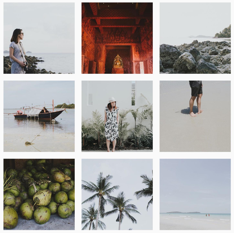 Koh Samui weekend- through Instagram #travelblogger #thailand